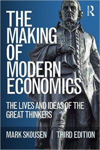 Making of Modern Economics 3rd ed