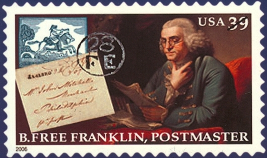 B_Fanklin_Stamp_001