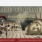 Are we Rome?